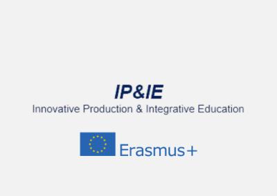 Erasmus+: KA2 IP&IE
