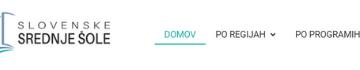 Predstavljamo se na portalu slovenskesrednjesole.si