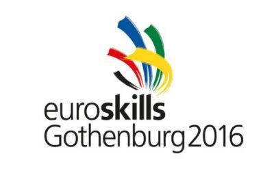 Tekmovanje Euroskills Gothenburg 2016