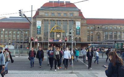 Strokovna ekskurzija v Leipzig 2019