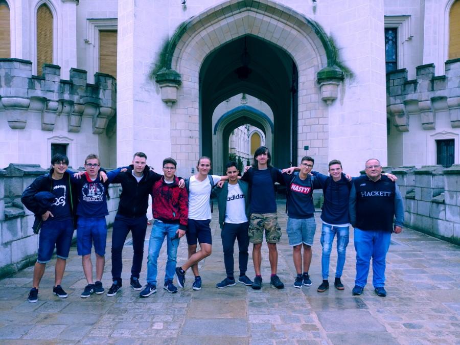Strokovna ekskurzija na Češko
