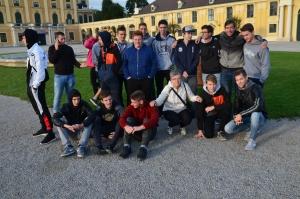 Strokovna ekskurzija v podjetje Leitz in mesto Dunaj