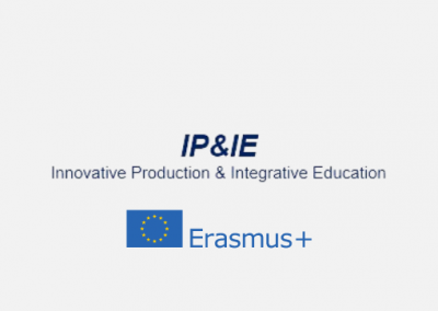 Erasmus+: KA2 Innovative Production & Integrative Education