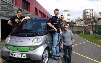 Enersol 2013: Predelava vozila Smart v električno vozilo