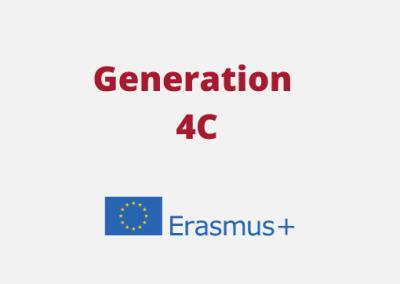 Erasmus+ KA2 Generation 4C