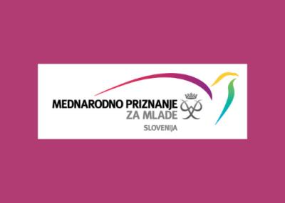 MEPI – Mednarodno priznanje za mlade