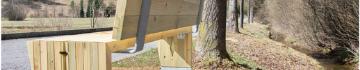 Lesni feniks: Otvoritev nove opreme na kopališču Pustotnik, 22. 6. 2021