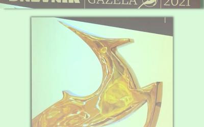 Gorenjska gazela 2021 podeljena na dogodku v ŠC Škofja Loka